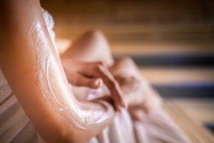 חמאת גוף טבעית לעור יבש